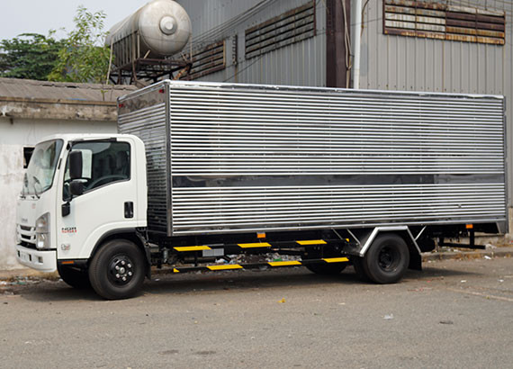 Những vấn đề cần quan tâm khi mua xe tải Isuzu 5.5 tấn trả góp