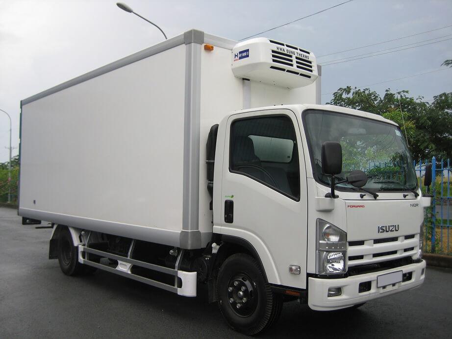 xe tải Isuzu 5.5 tấn trả góp