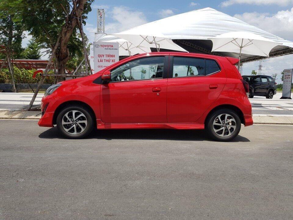 Động cơ Toyota Wigo mạnh mẽ, tiết kiệm nhiên liệu