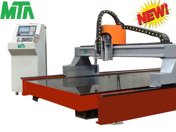 Tại sao lên lựa chọn máy cắt Plasma CNC MTA?
