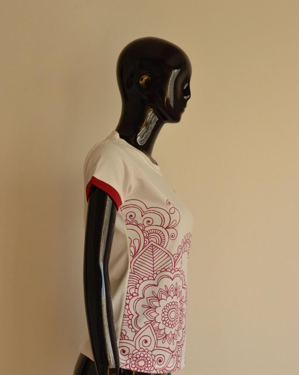 Mẫu áo cá sấu nữ đẹp - Xưởng may áo thun TPHCM 3