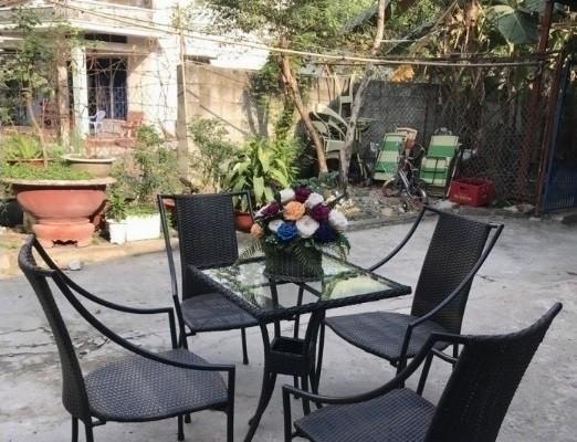 Chọn bàn ghế nhựa giả mây cho bàn ghế cafe ngoài trời(1)