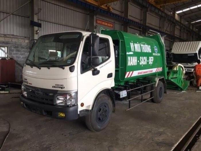 Giá xe ép rác Hino(5)