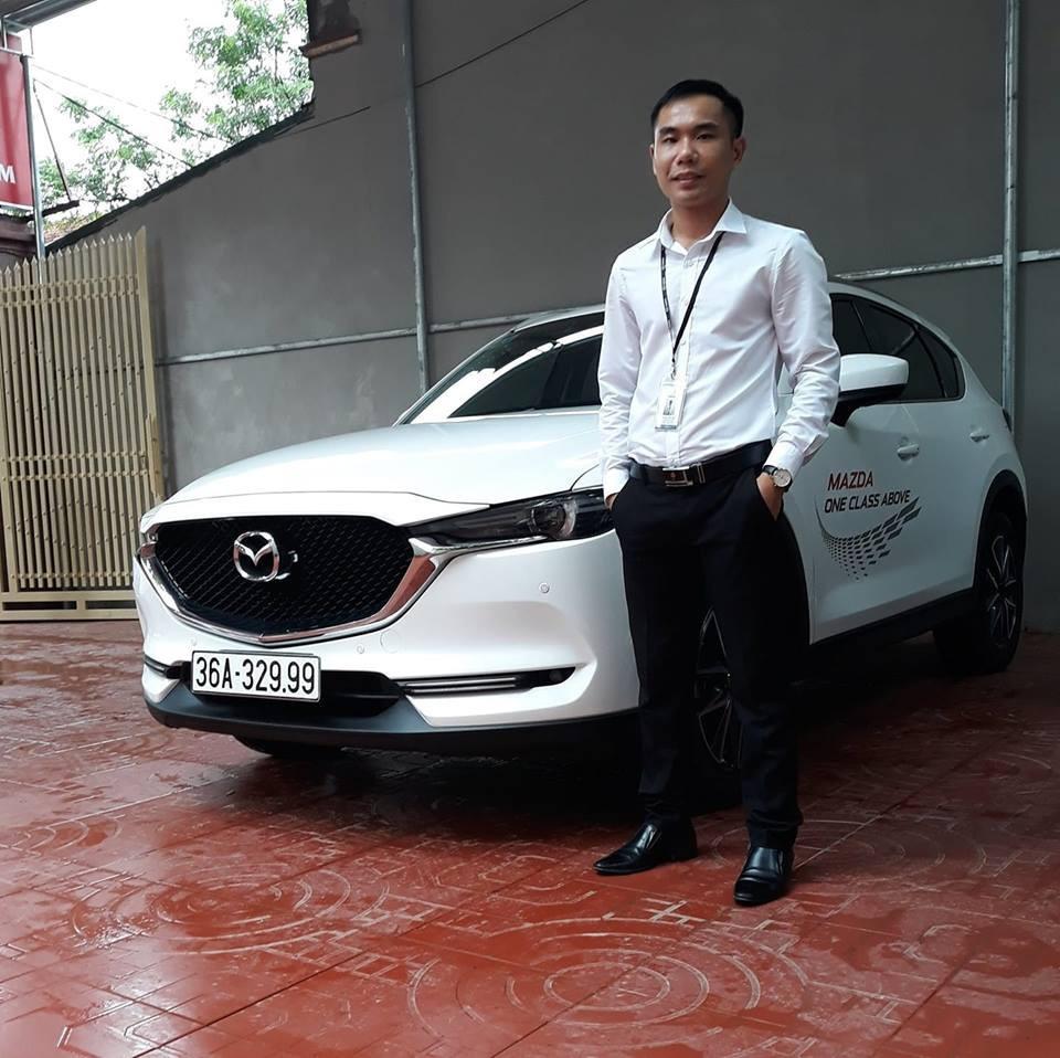 Bảng giá xe ô tô Mazda Thanh Hóa tháng 10/2018
