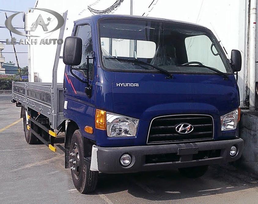 Đánh giá Hyundai HD75S - New 2018