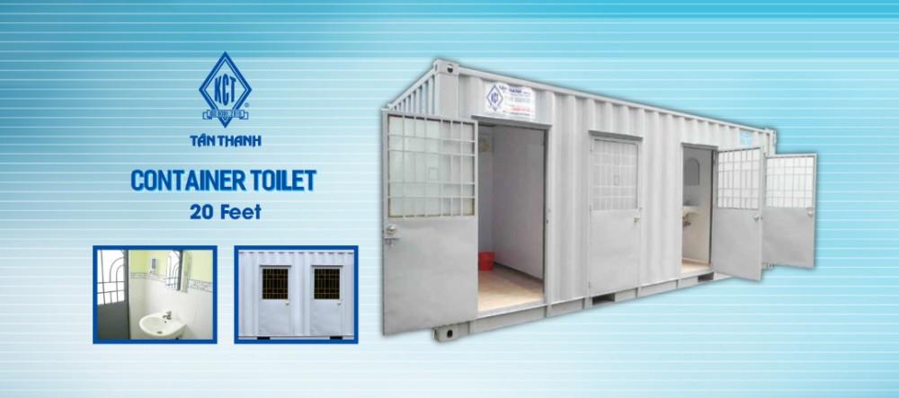 Tân Thanh - Công ty chuyên mua bán và cho thuê Container uy tín