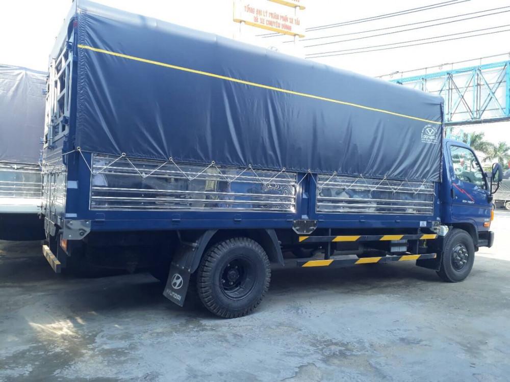 mua xe tải Hyundai HD800 trả góp