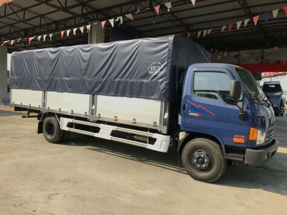Cần hiểu rõ về chiếc xe tải Hyundai HD120SL có phải là chiếc xe tải bạn muốn mua