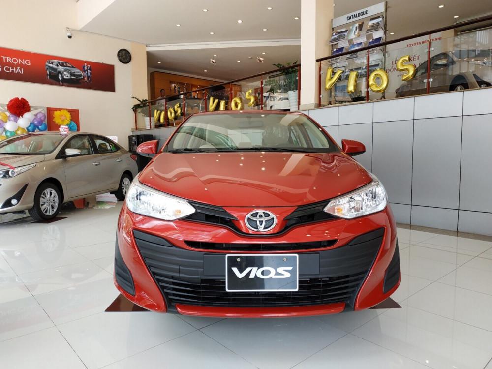 Giá xe Toyota Vios 2019 tốt nhất tại Toyota An Thành Fukushima