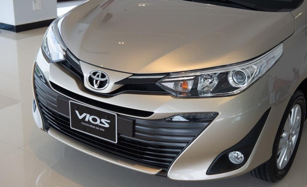 Toyota Vios 2019 có gì đặc biệt?