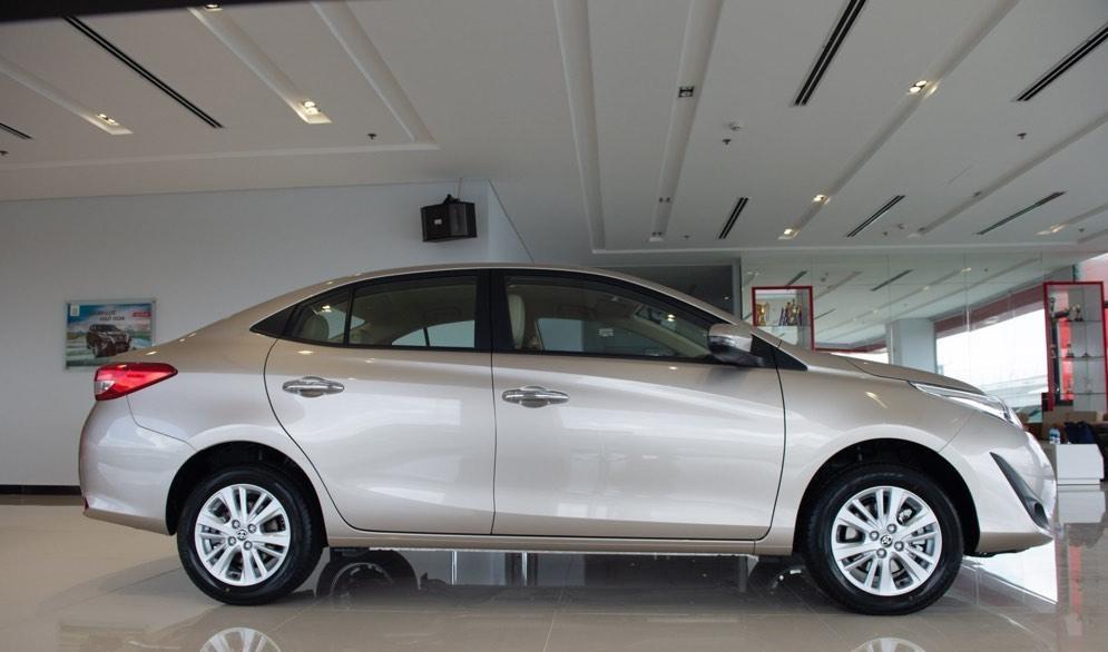 Toyota Vios 2019 có gì đặc biệt?(1)