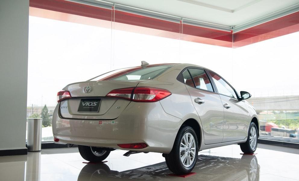 Toyota Vios 2019 có gì đặc biệt?(2)