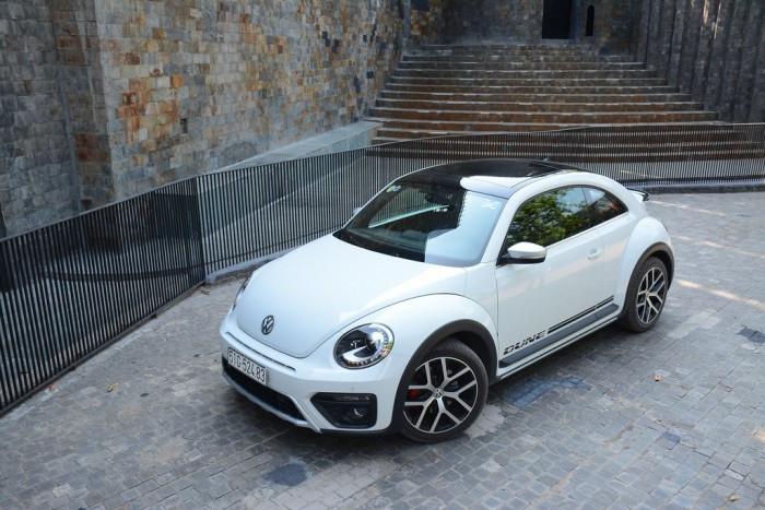 Giá xe Volkswagen Beetle lăn bánh mới nhất