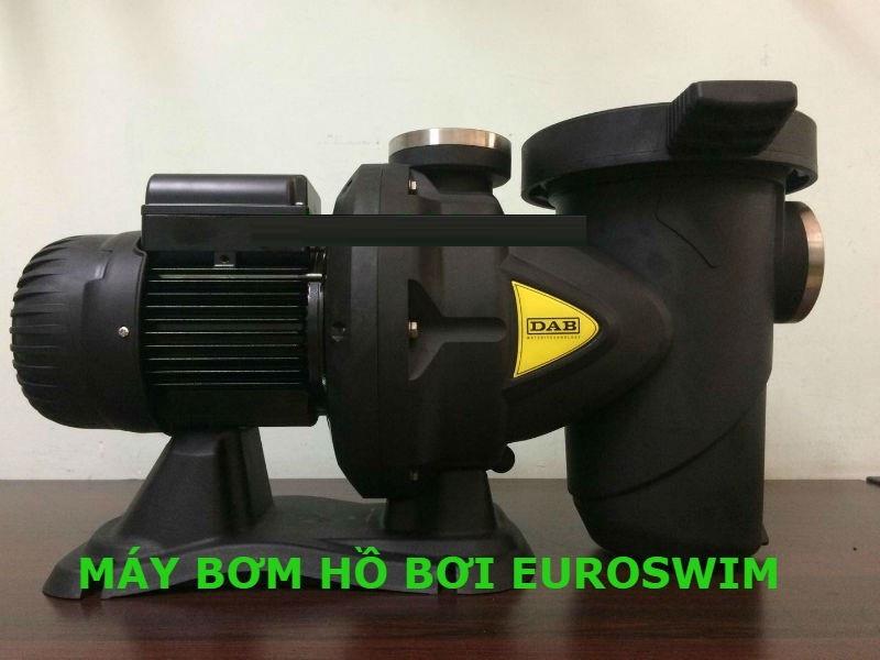 Có nênsử dụng máy bơm hồ bơi Euroswim cho mọi công trình không?