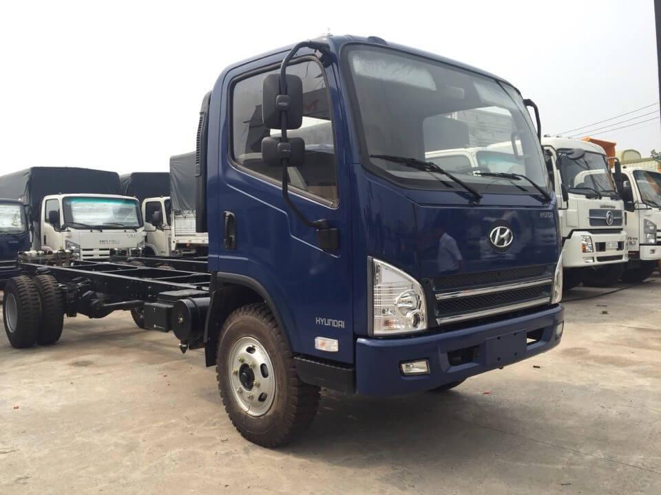 Cabin khung xe tải Faw 7t3 gia cố thanh thép chịu lực, tính đàn hồi cao