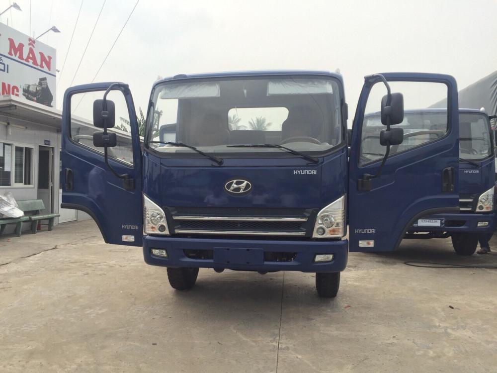 Xe tải thùng dài 6m3 Faw 7.3 tấn trang bị máy Hyundai vận hành đỉnh cao