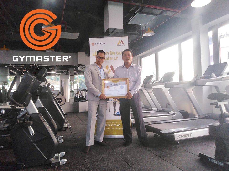 Đam mê dẫn lối kết nối thành công setup gym trọn gói tại Gymaster