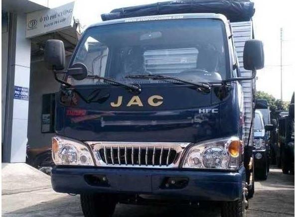 Mua xe tải Jac 2t4 trả góp tại TPHCM(4)