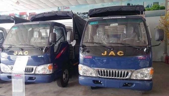 Chọn mua xe tải nào trong phân khúc xe tải 2t4 vào thành phố (1)