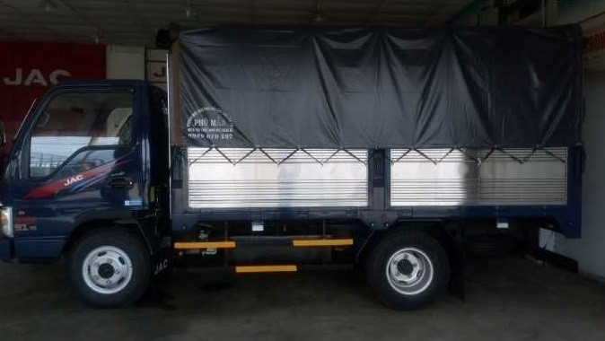 Chọn mua xe tải nào trong phân khúc xe tải 2t4 vào thành phố (2)