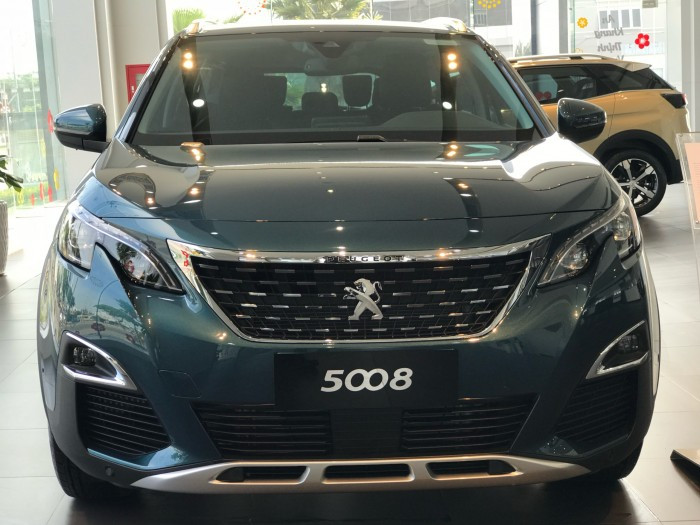 Đánh giá ưu nhược điểm xe Peugeot 5008 2018