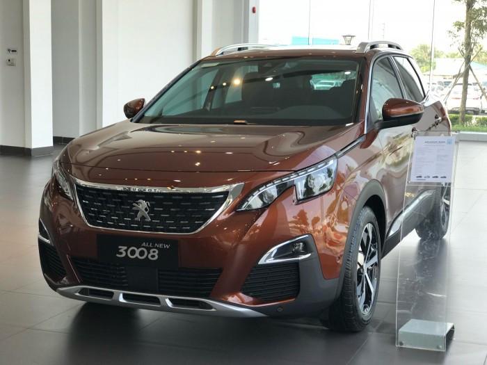 Giới thiệu Peugeot 3008 5 chỗ - Dòng xe Pháp đẳng cấp