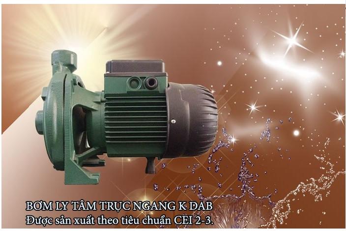 Cung cấp nước sạch tiết kiệm năng lượng với máy bơm ly tâm áp suất cao(1)