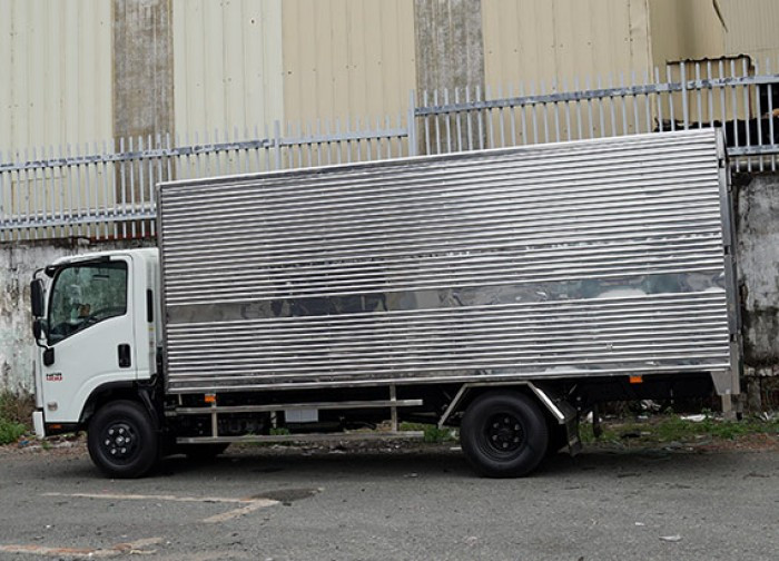 Bảng giá Isuzu 3.5 tấn thùng kín, thùng mui bạt(2)