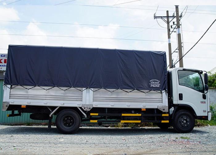 Bảng giá Isuzu 3.5 tấn thùng kín, thùng mui bạt(3)