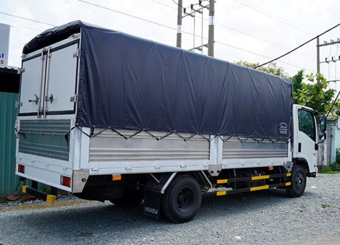 Bảng giá Isuzu 3.5 tấn thùng kín, thùng mui bạt(4)
