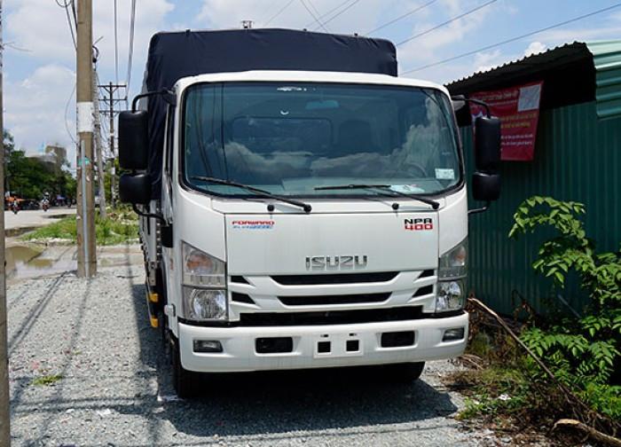 Mua xe tải Isuzu 3.5 tấn trả góp(3)