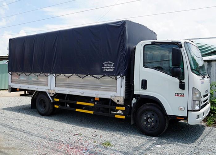 Mua xe tải Isuzu 3.5 tấn trả góp(4)