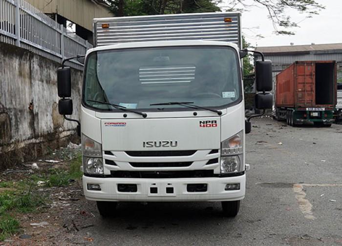 So sánh xe tải Hyundai 3.5 tấn và Isuzu 3.5 tấn(2)