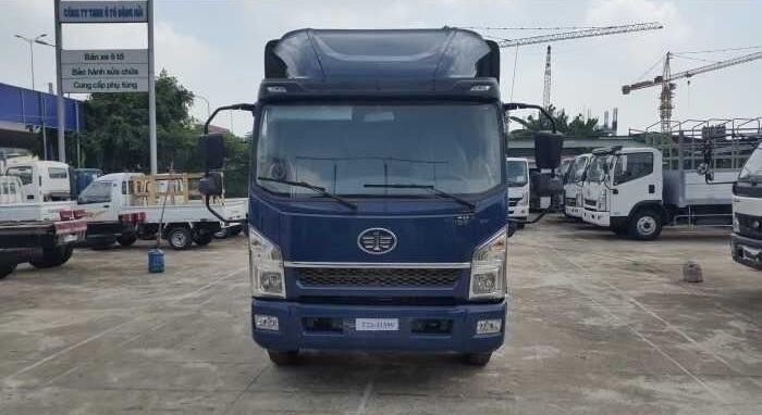 Hình ảnh thực tế của xe tải FAW 7.3 tấn động cơ Hyundai