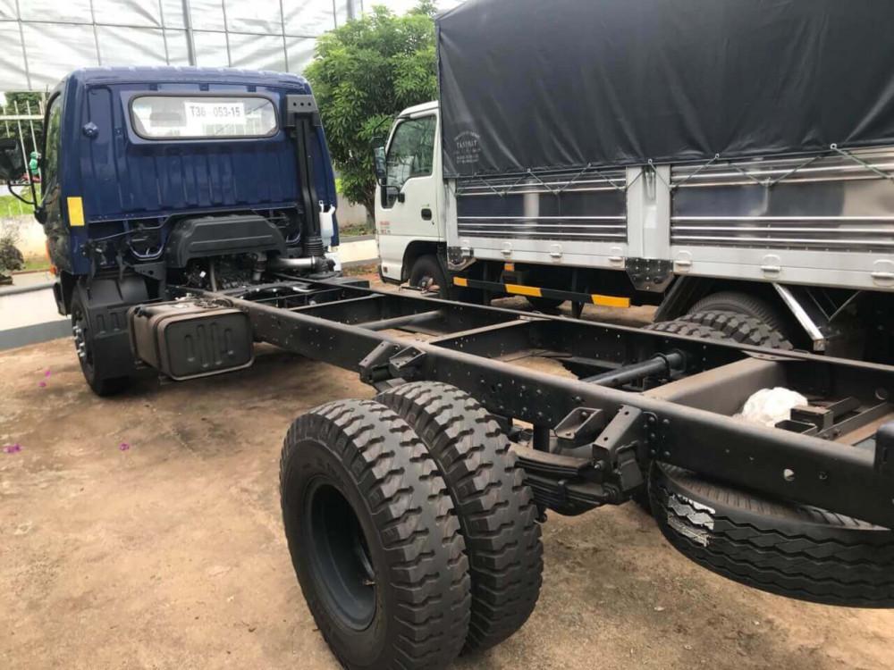 Động cơ xe tải Hyundai HD800 8 tấn