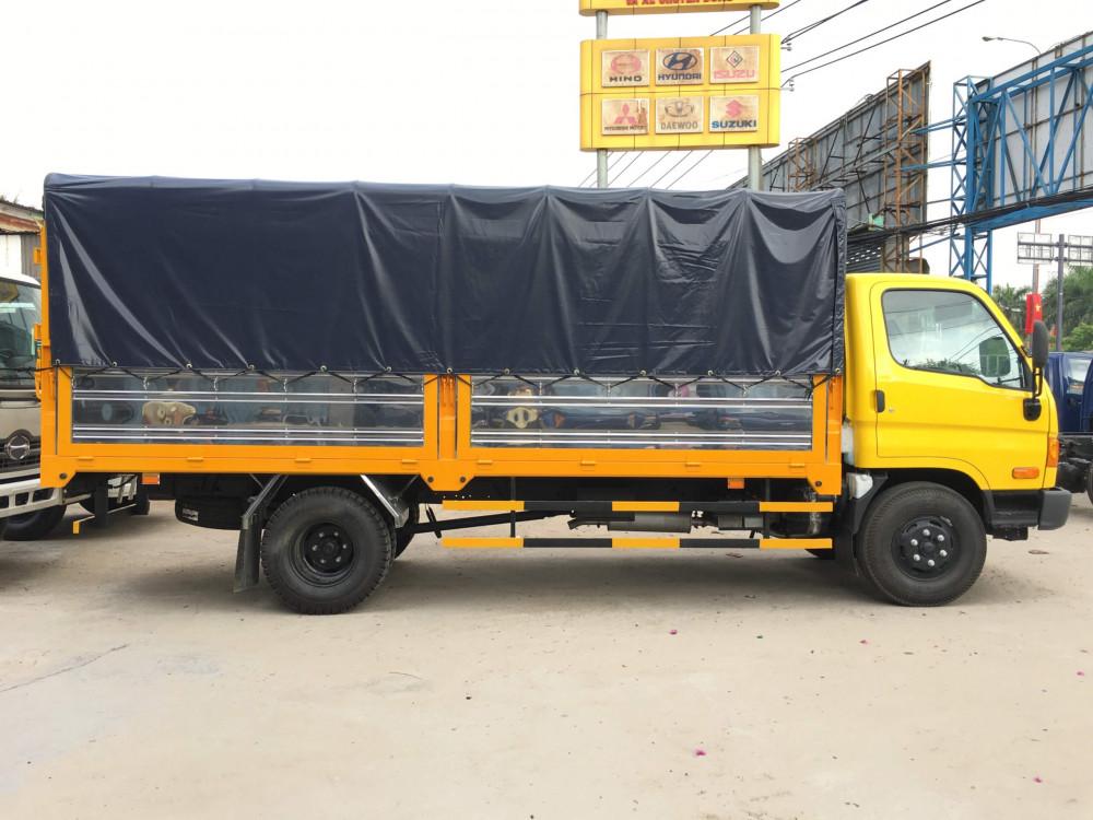 Thủ tục mua xe tải Hyundai HD800 trả góp