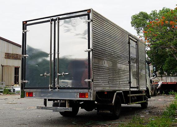 Bảng giá Isuzu 3.5 tấn thùng kín, thùng mui bạt(6)