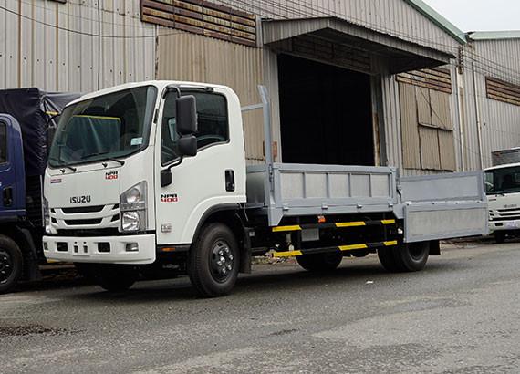 Thông số kỹ thuật xe tải 3.5 tấn Isuzu (7)