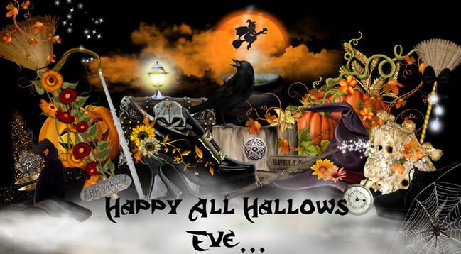Mới lạ mẫu thiệp mừng Halloween độc đáo dành cho bạn bè và người thân 11