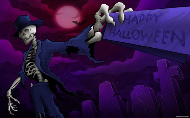 Mới lạ mẫu thiệp mừng Halloween độc đáo dành cho bạn bè và người thân 13