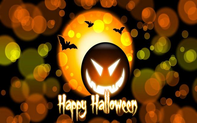 Mới lạ mẫu thiệp mừng Halloween độc đáo dành cho bạn bè và người thân 14