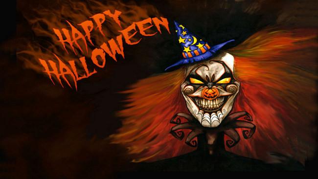 Mới lạ mẫu thiệp mừng Halloween độc đáo dành cho bạn bè và người thân 15
