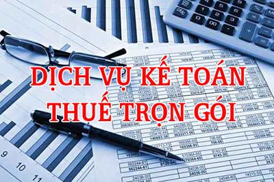 Dịch vụ kế toán trọn gọi uy tín TPHCM