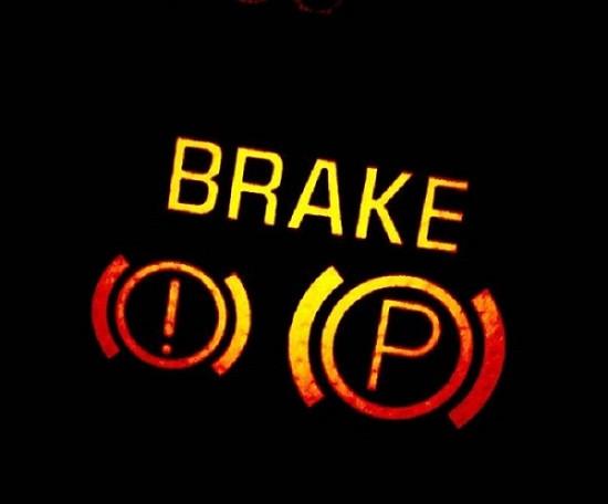 Đèn cảnh báo hệ thống phanh xe ô tô