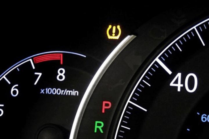 Đèn cảnh báo áp suất lốp