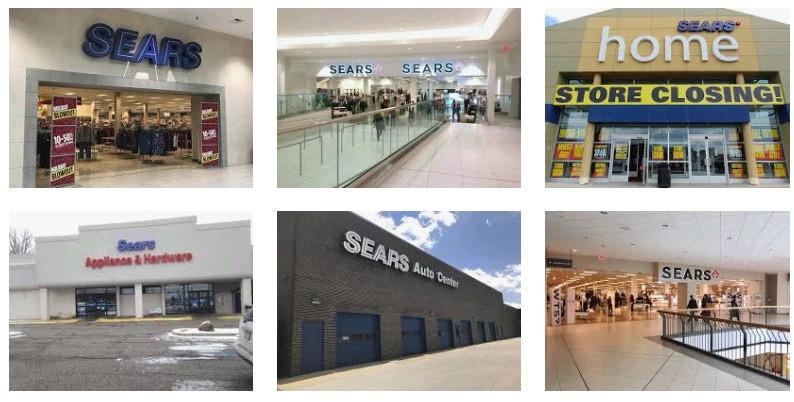 Sears xin phá sản sau nhiều năm chật vật tồn tại