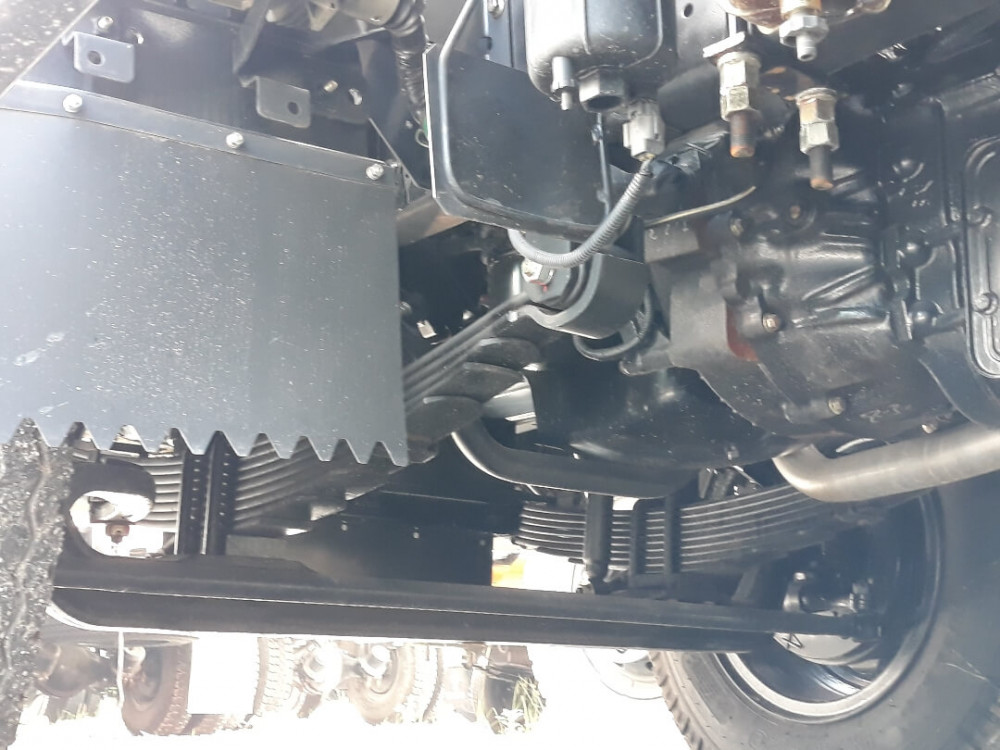 động cơ xe tải Isuzu VM 8t2