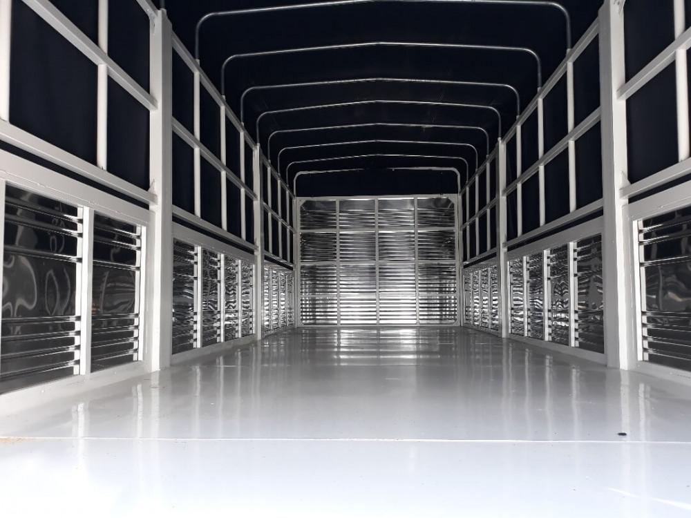 thùng hàng xe tải Isuzu VM 8t2