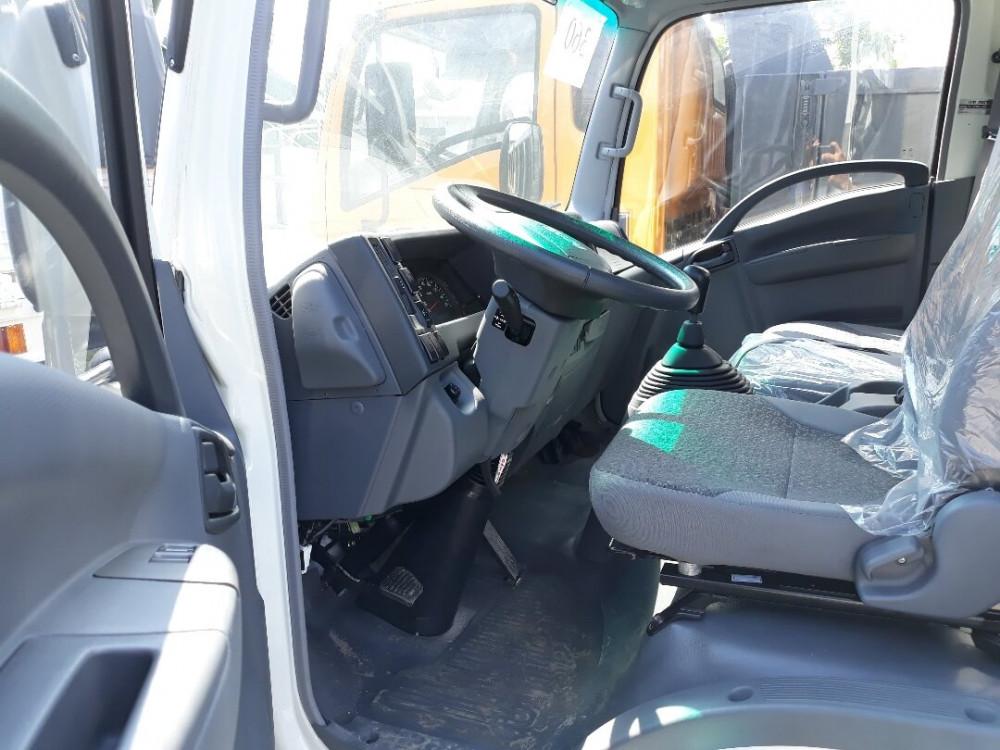 nội thất xe tải Isuzu VM 8t2