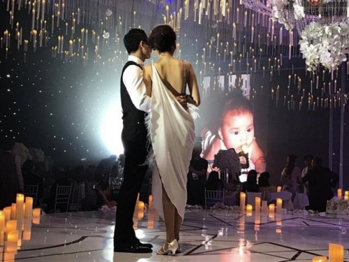 Màn hình Led Âu Lạc (Alta Media) - cho thuê màn hình Led đám cưới Lan Khuê